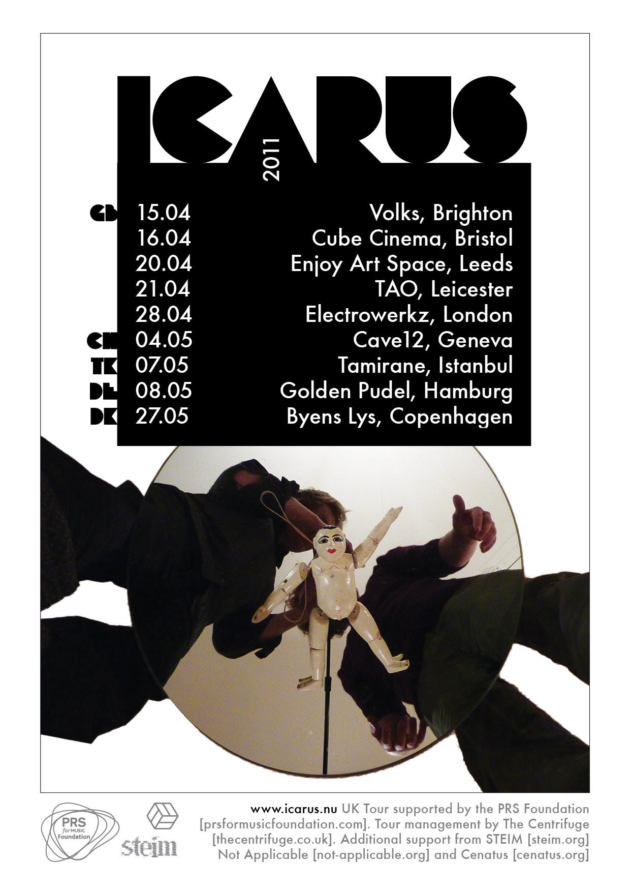 Icarus Tour 2011