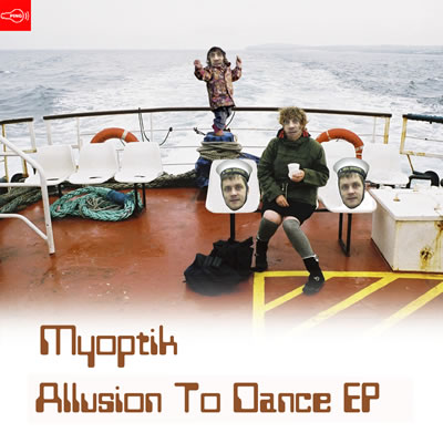 CF023 - Myoptik - Allusion To Dance EP