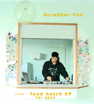 CF005 - Scrubber Fox - Food Hatch EP